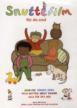 Snuttefilm - fem snuttefilmer för små barn