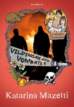 Kusinerna Karlsson : Vildingar och vombater