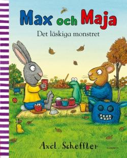 Max och Maja : Det läskiga monstret