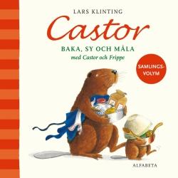 Castor Baka, sy och måla med Castor och Frippe